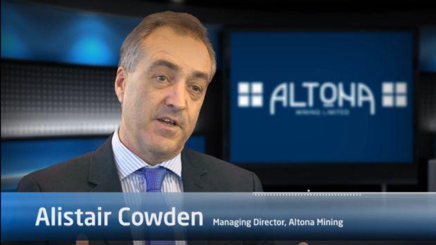 Altona Mining Ltd (ASX:AOH) Sign Landmark Agreement with Chinese SOE