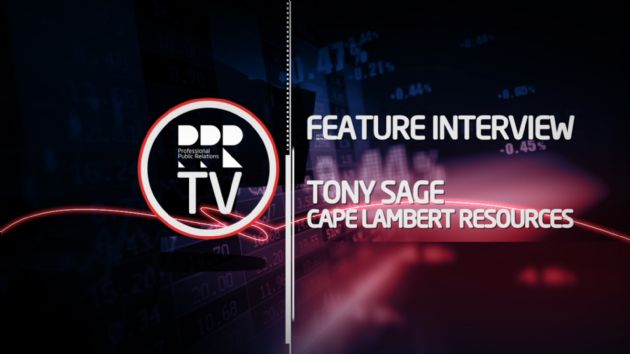 Cape Lambert (ASX:CFE) Executive Chairman Tony Sage Provides Company Update and Investment Plans