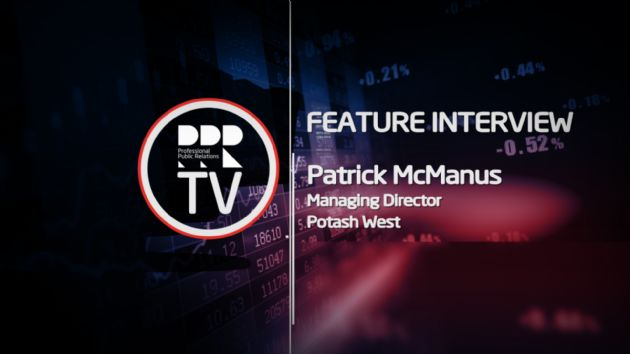 Potash West Ltd (ASX:PWN) PPR-TV Video MD Patrick McManus On Targeting Fertilizer in Germany