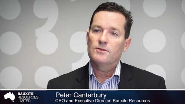 Bauxite Resources (ASX:BAU) Video Q&A with Peter Canterbury CEO