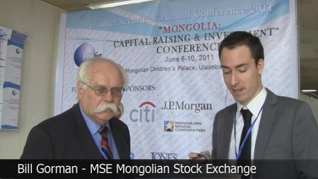 Frontier Securities: Mongolia Capital Raising 2011