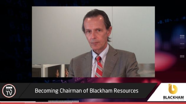 VIDEO PPR-TV: Interview with Paul Murphy, Chairman Blackham Resources (ASX:BLK)
