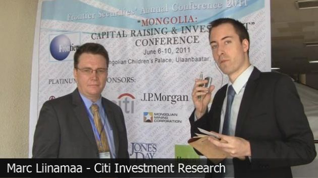 Frontier Securities: Mongolia Capital Raising 2011